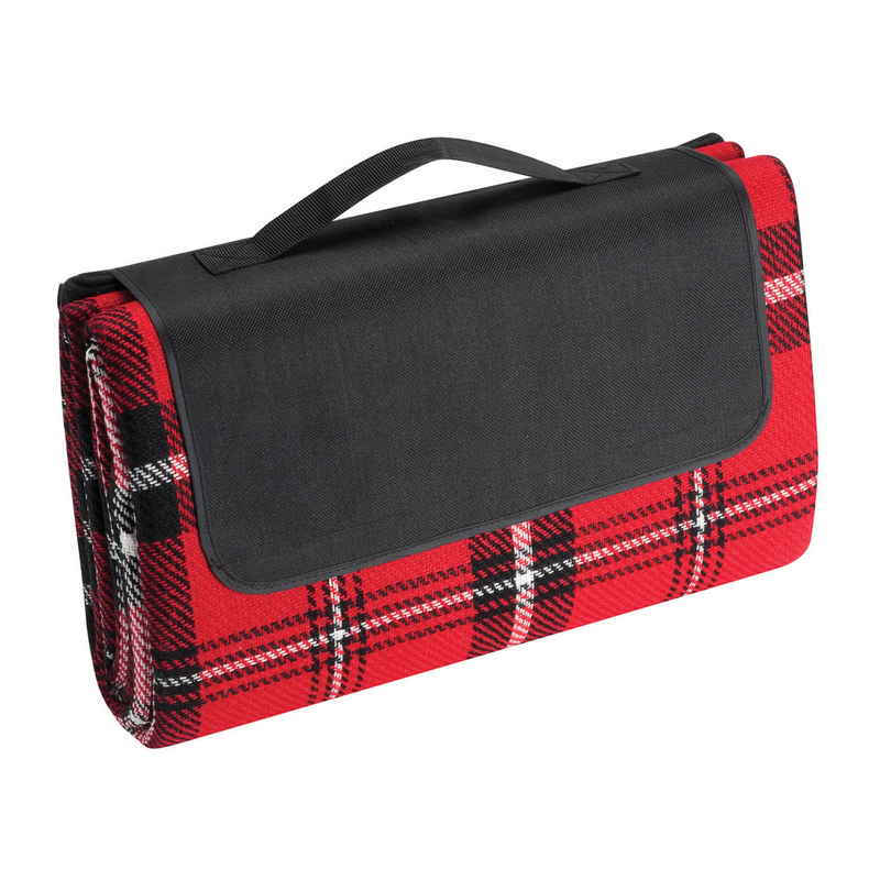 Picnic Rug - Red