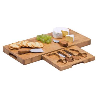 Gourmet Cheese Board Set