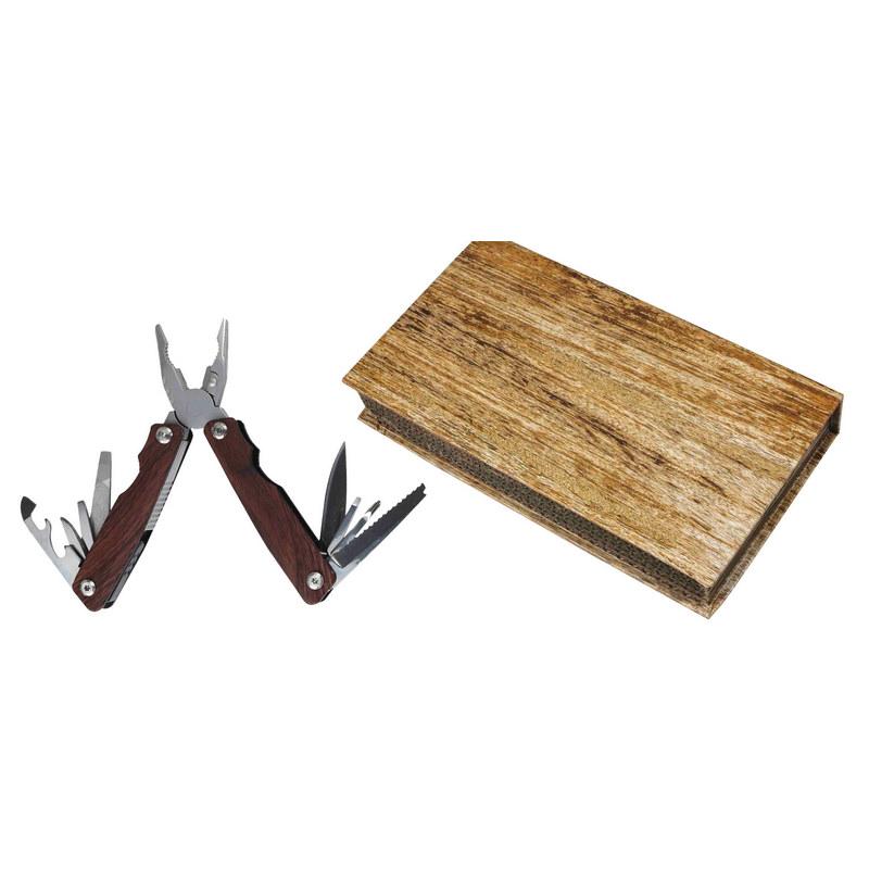 Trekk Wood Finish Mutli Tool