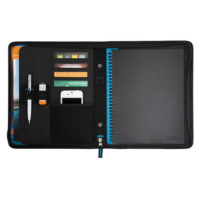 Zoom 2-In-1 Tech Sleeve JournalBook