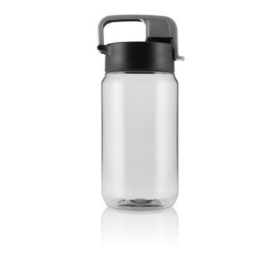 Earth 500ml Protein Shaker - CLEAR TRANSPERENT