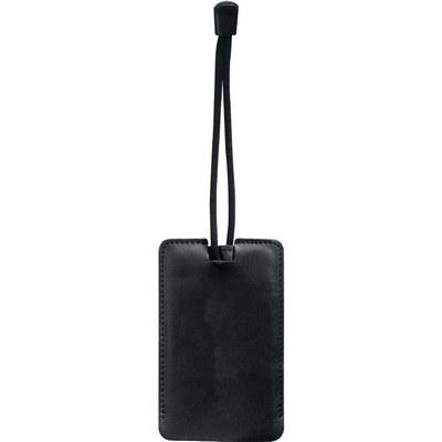Millennium Leather Retractable ID Tag (9500-66_BUL)