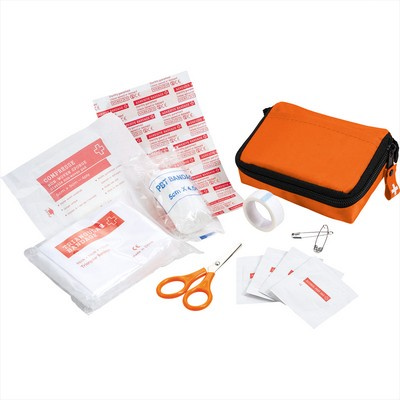 Bolt 20 Piece First Aid Kit - (printed with 1 colour(s)) SM-1520_BUL
