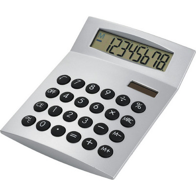 Monroe Desk Calculator - (printed with 1 colour(s)) SM-3128_BUL