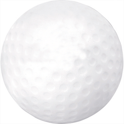 Golf Ball Stress Reliever - (printed with 1 colour(s)) SM-3353_BUL