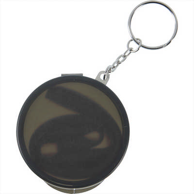 Reusable Silicone Straw Keychain (SM-6400_BUL)