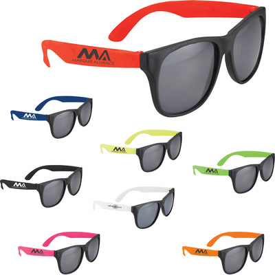 Retro Promotional Glasses
