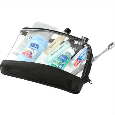 Clear Travel Pouch (SM-9925_BUL)