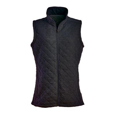 J.America Ladies Quilted Vest (8892-2XL_C3)