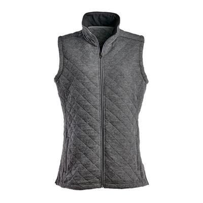 J.America Ladies Quilted Vest (8892_C3)