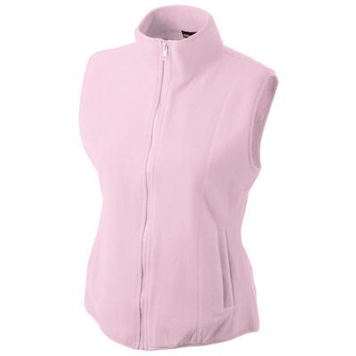 James & Nicholson Girly Microfleece Vest (JN048_C3)