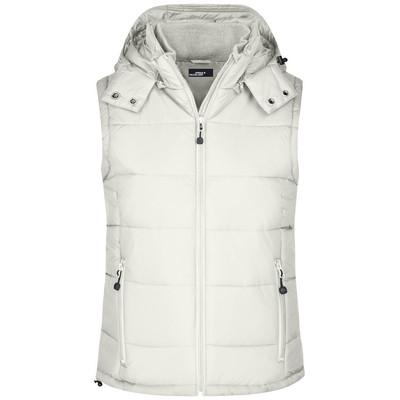 James & Nicholson Ladies Padded Vest (JN1005_C3)
