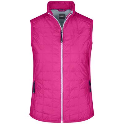 James & Nicholson Ladies Hybrid Vest (JN1113_C3)