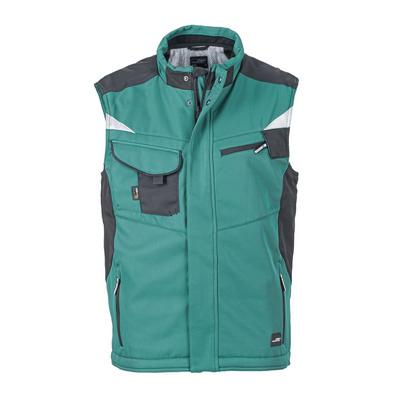 James & Nicholson Craftsmen Softshell Vest (JN825-4-5XL_C3)