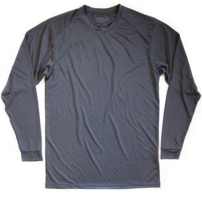 Recover Long Sleeve Sport Tee (RD1001_C3)