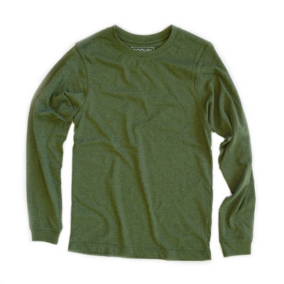 Recover Long Sleeve Classic Tee (RS101_C3)
