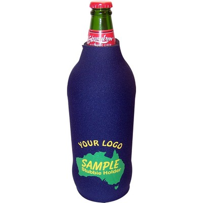 750ml Zip Stubby - Bottle Holder - (printed with 4 colour(s)) CDI - N21_STUB