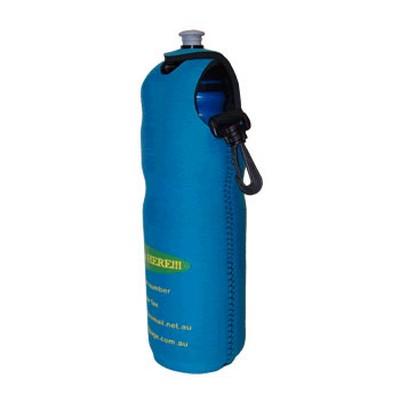 Pull Over Water Bottle + Clip/Belt