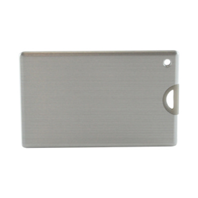 Alu Slide Credit Card Drive 16GB