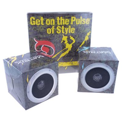 Cubic Foldable Speakers (AR503_CAPR)