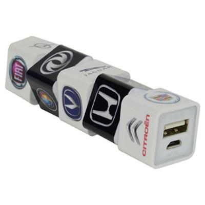 Puzzle Power Bank - 3000 mAh (AR554_CAPR)