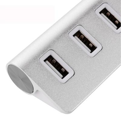 Alu Hub - USB v2.0 (Type-C)