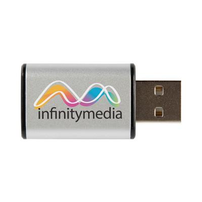 USB Data Blocker Metal 2.0 (Std Charge) (AR747_CAPR)