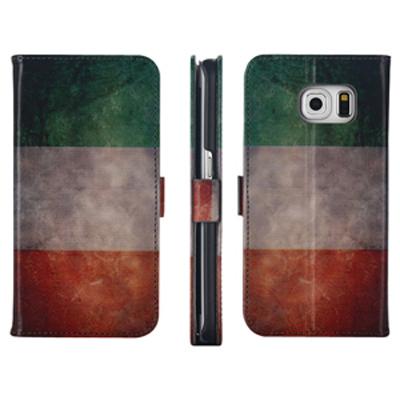 Magnetic Custom Print Flip Case