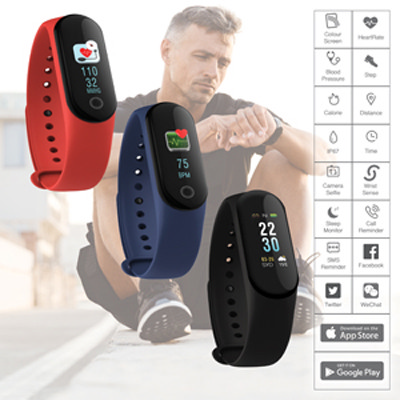 Orion Heart Rate iSports Band