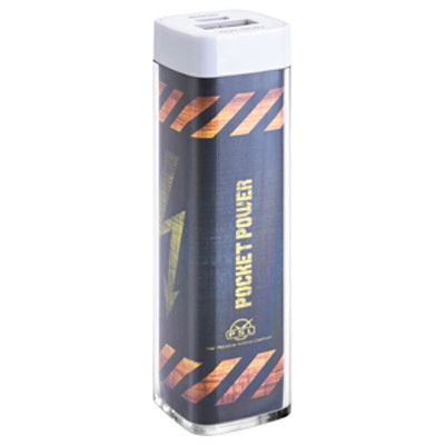 Pocket Power Bank - 2600 mAh (Stock) (CM5092s_CAPR)