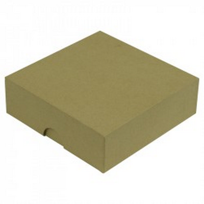 Raw Two Part Gift Box