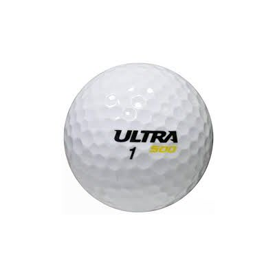 Wilson Ultra 500 Golf Ball (42.45_LGF)