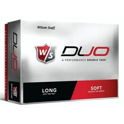 Wilson Staff Duo Golf Ball (42.47_LGF)