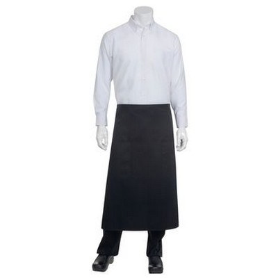 Black Two Pocket 34 Apron