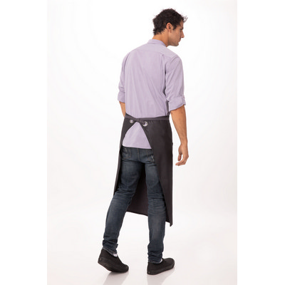 Boulder Purple 34 Apron