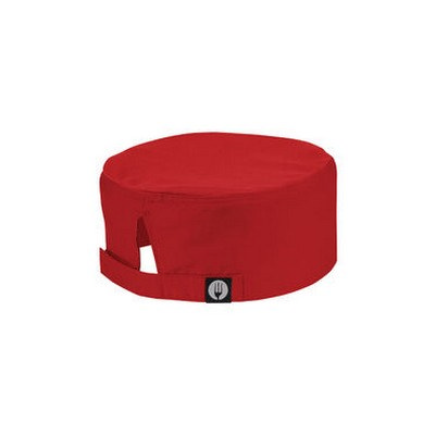 Cool Vent Red Chef Beanie