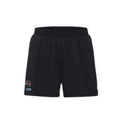 Mens Black Dri Gear Shorts