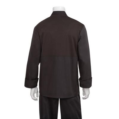 Calgary Black Cool Vent Chef Jacket