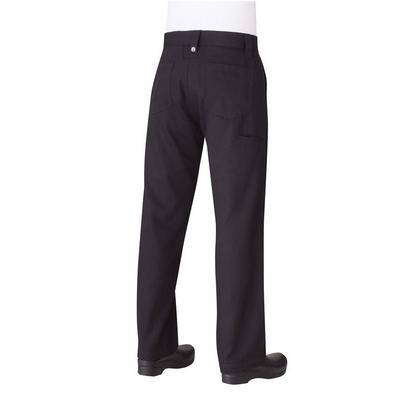 Essential Black Chef Pants