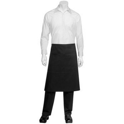Black Reversible 34 Apron