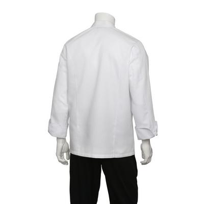 Cambridge White Executive Chef Jacket