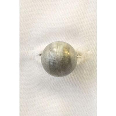 Stud Buttons - Silver - 10 Pack