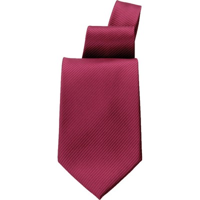 Burgundy Patterned Tie