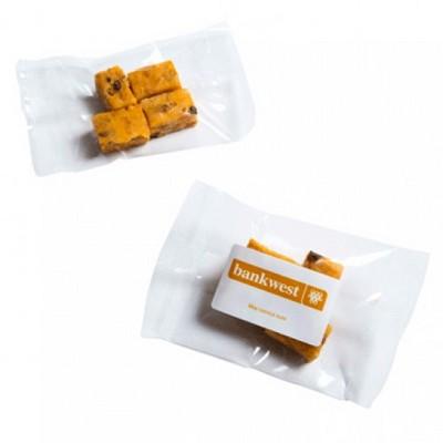 Apricot Bites 25g - Sticker on bag