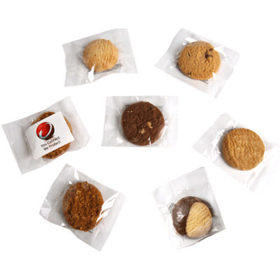 Individual Biscuit in Cello Bag - (printed with 4 colour(s)) CC051A_CONF