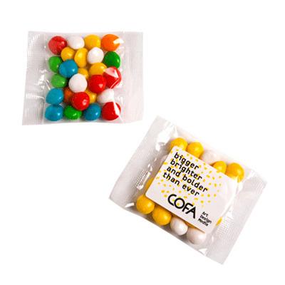 CHEWY Fruits (Skittle Look alike) Sticker