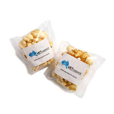 Caramel Popcorn 15G sticker