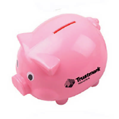 Ds050 Coin Bank Pig Shape