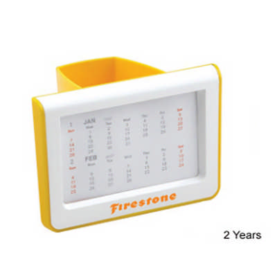 Pen Holder with Calendar