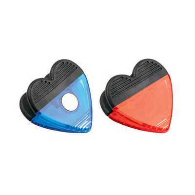 Heart Shape Clip with Magnet